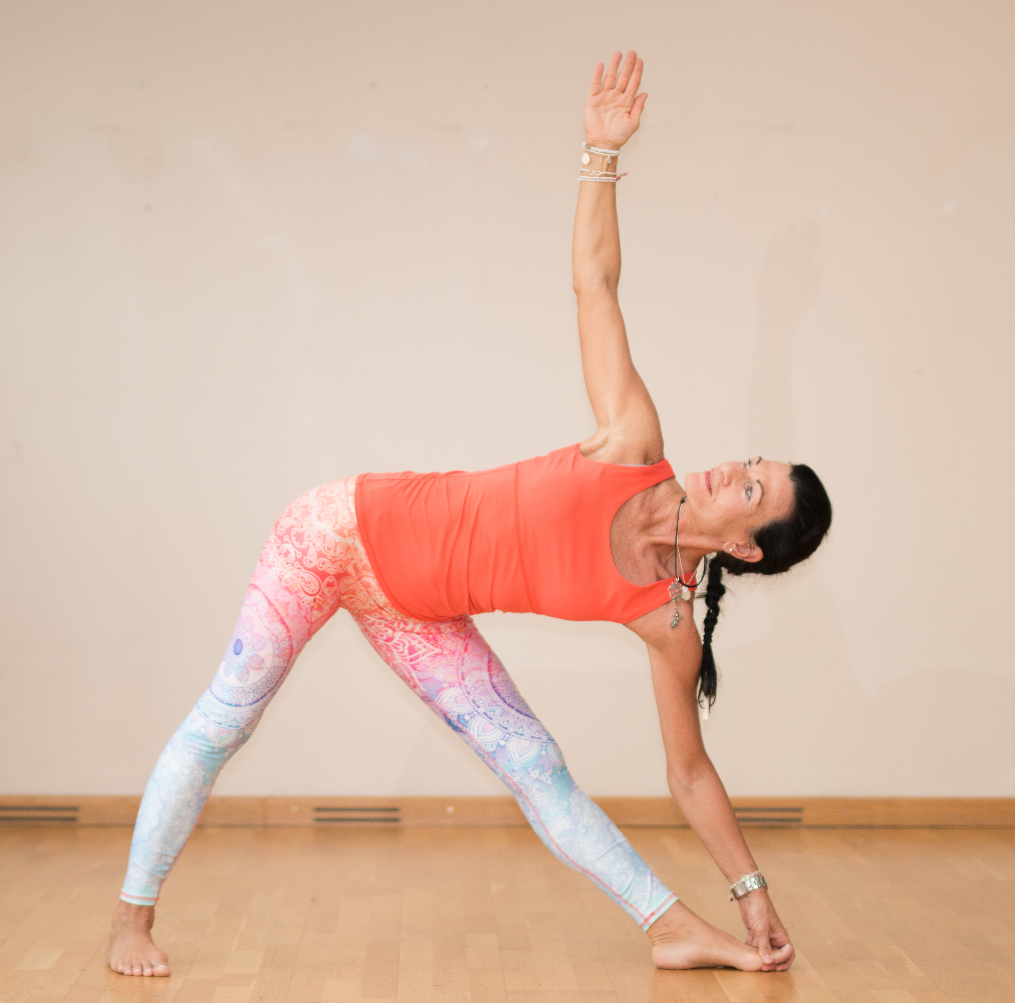 Renate Gezzele, Namida, Ashtanga Yoga Asana 1
