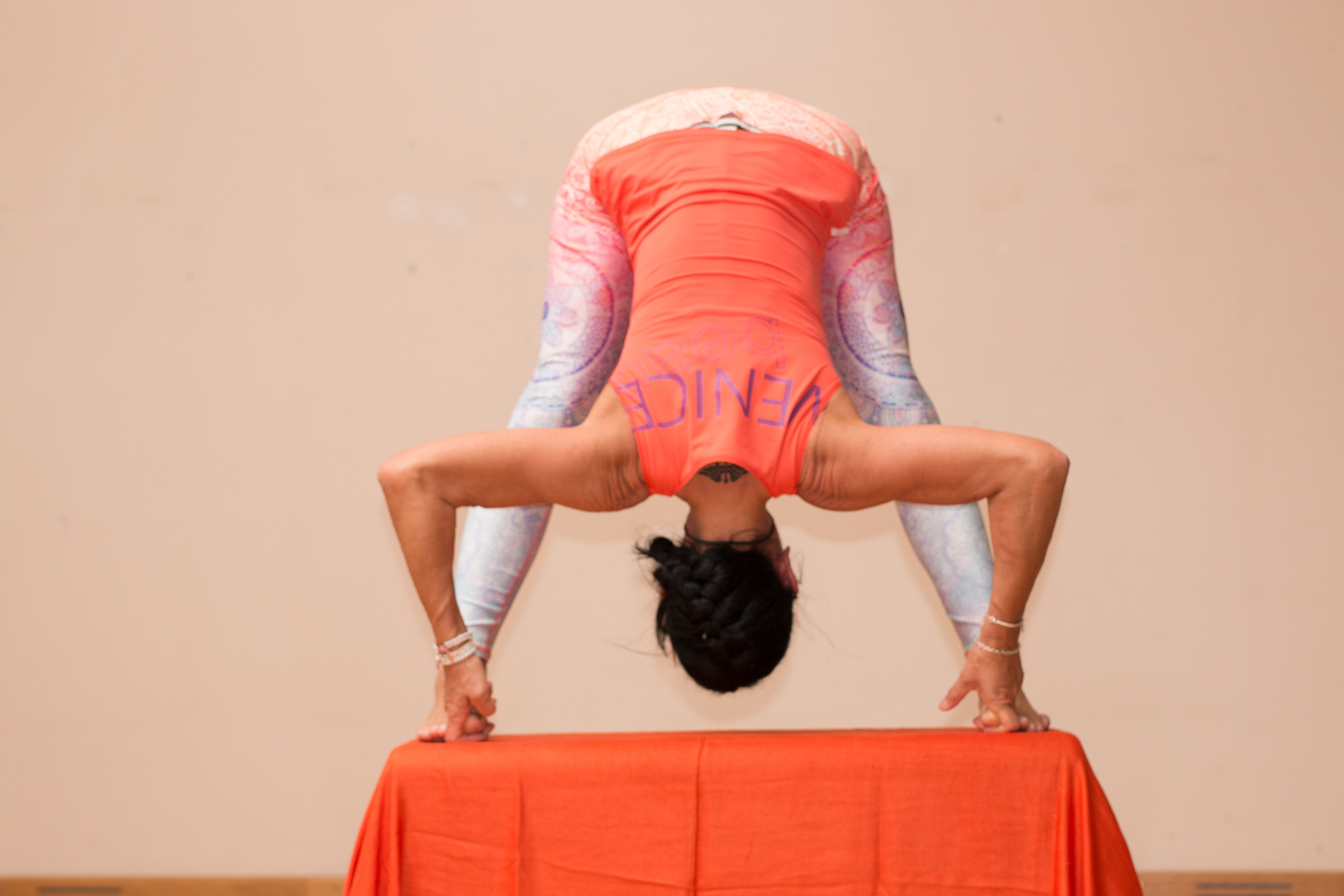 Renate Gezzele , Namida, Ashtanga Yoga Asana 2
