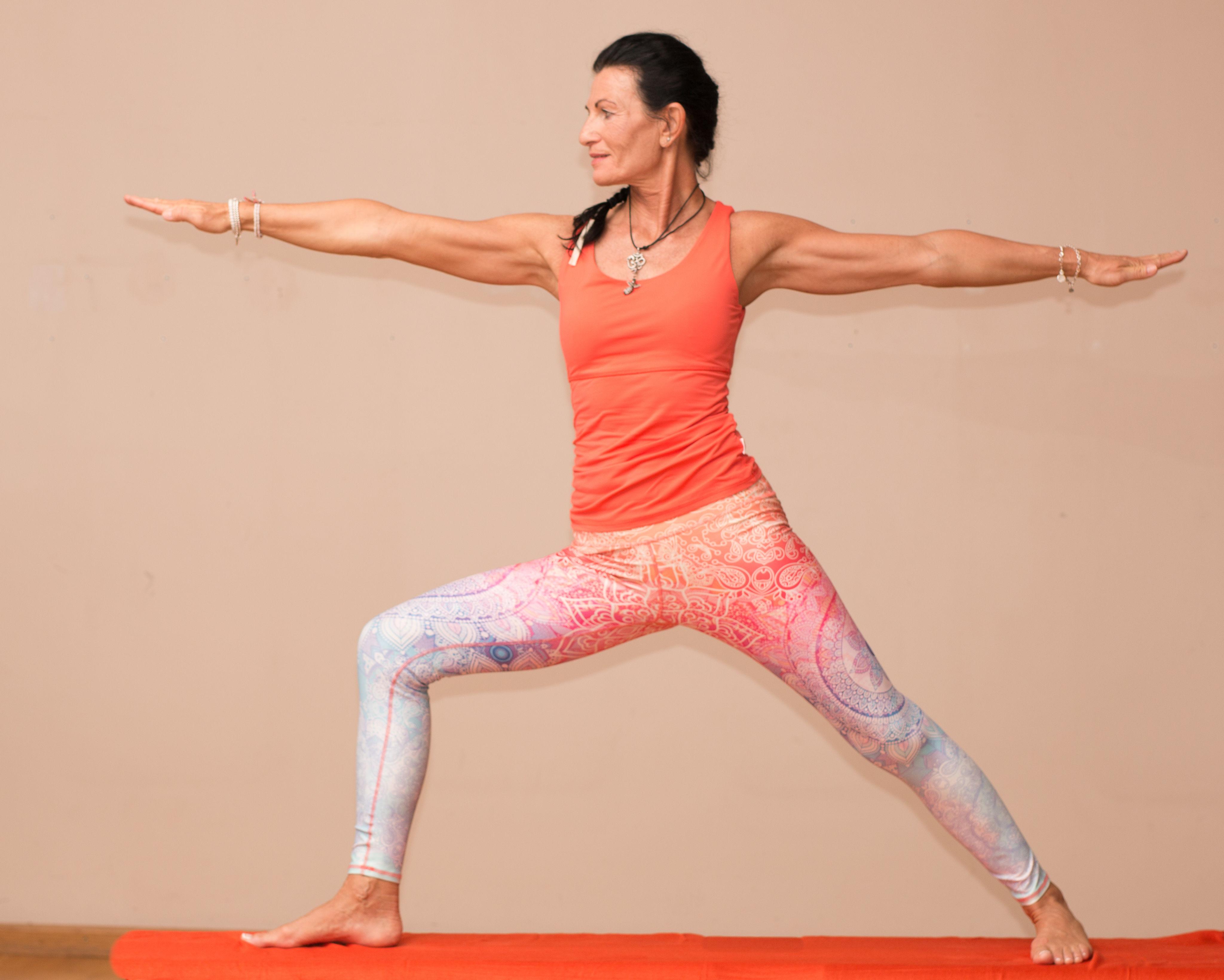 Renate Gezzele, Namida, Ashtanga Yoga Asana 3