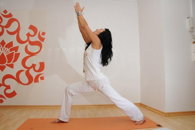 Renate Gezzele, Namida, Shaman Yoga Asana 3