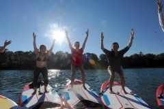 SUP Yoga Starnberger See1