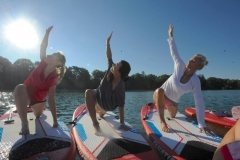 SUP Yoga Starnberger See2