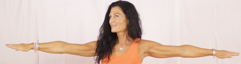 Yoga-Asana-der Krieger
